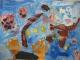 川の絵画コンクール富山河川国土交通省【佳作】斉藤 輝(小2)