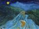 川の絵画コンクール富山河川国土交通省【銅賞】鳴鹿茉莉亜(小6)